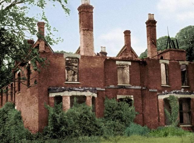 Borley Rectory, Essex, England
