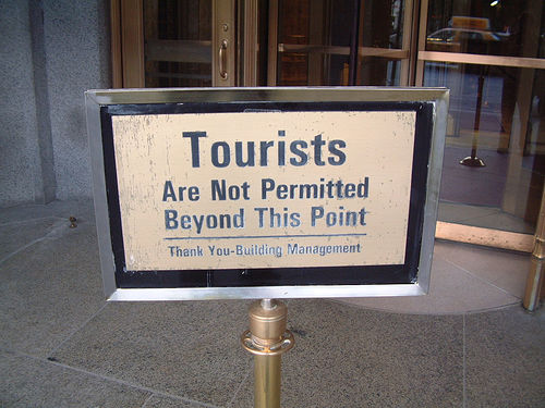 10 Types Of Tourists Locals Love To Hate